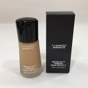 MAC Mineralize Foundation NC35